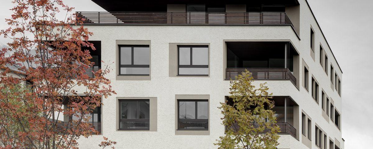 wohnbau vision 14 bruneck tip top fenster. Black Bedroom Furniture Sets. Home Design Ideas