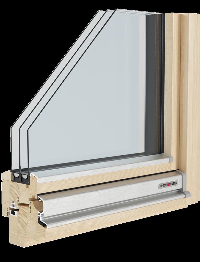 Climatop 95 tip top fenster for Fenster 0 95