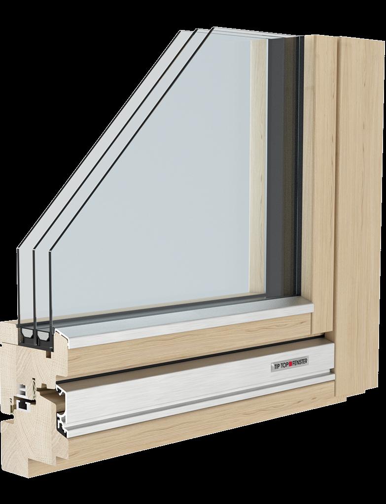 Climatop design 95 tip top fenster for Fenster 0 95